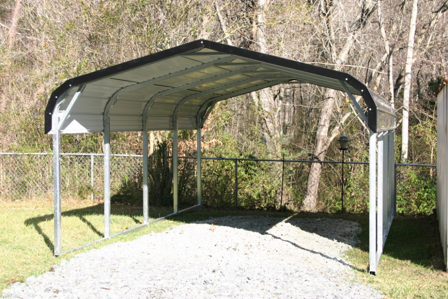Carport: Portable Carport Portable Metal Carport Garage