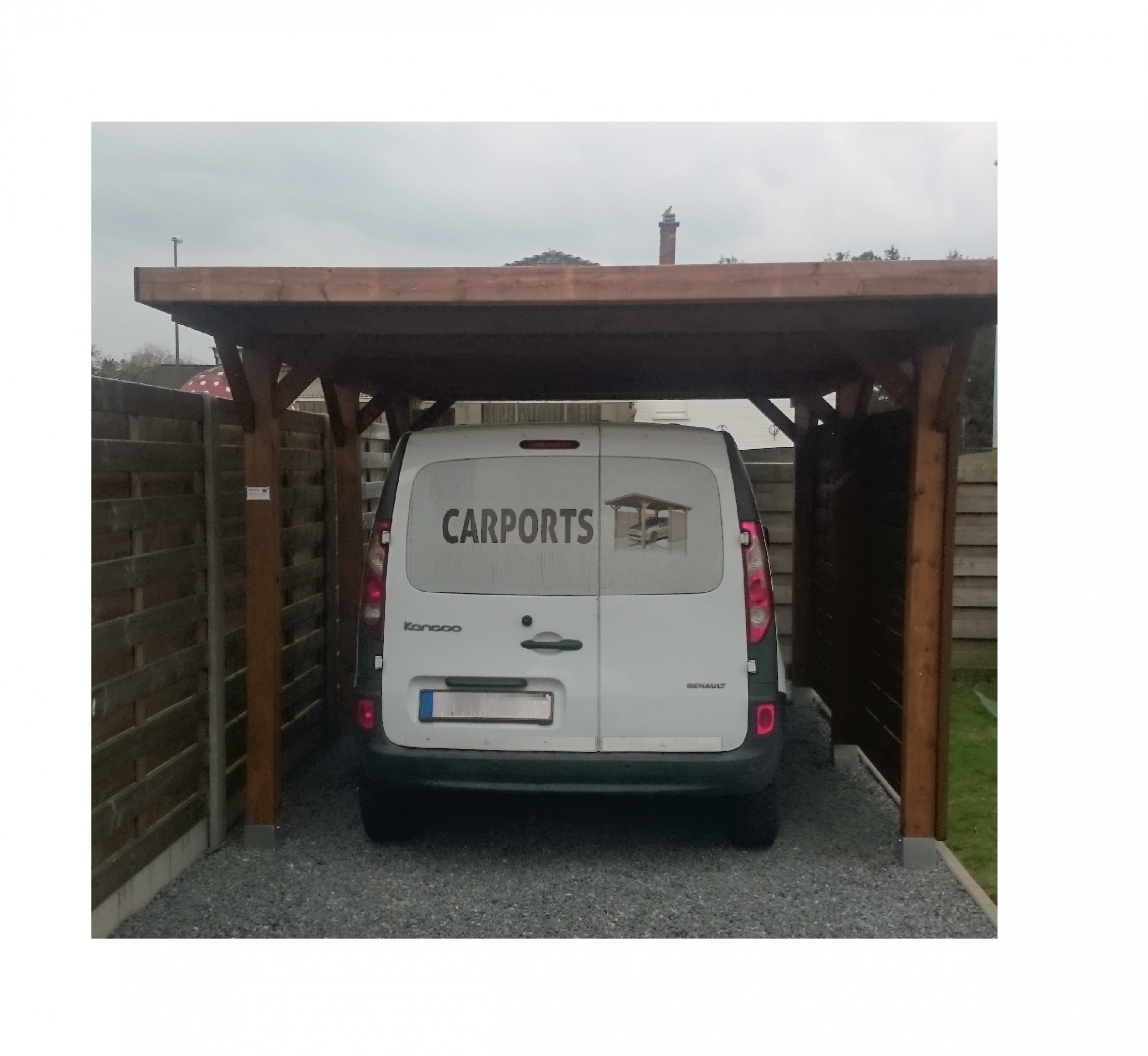 Carport – PRO DECOR KANDAR LTD Carports Decorating Uk