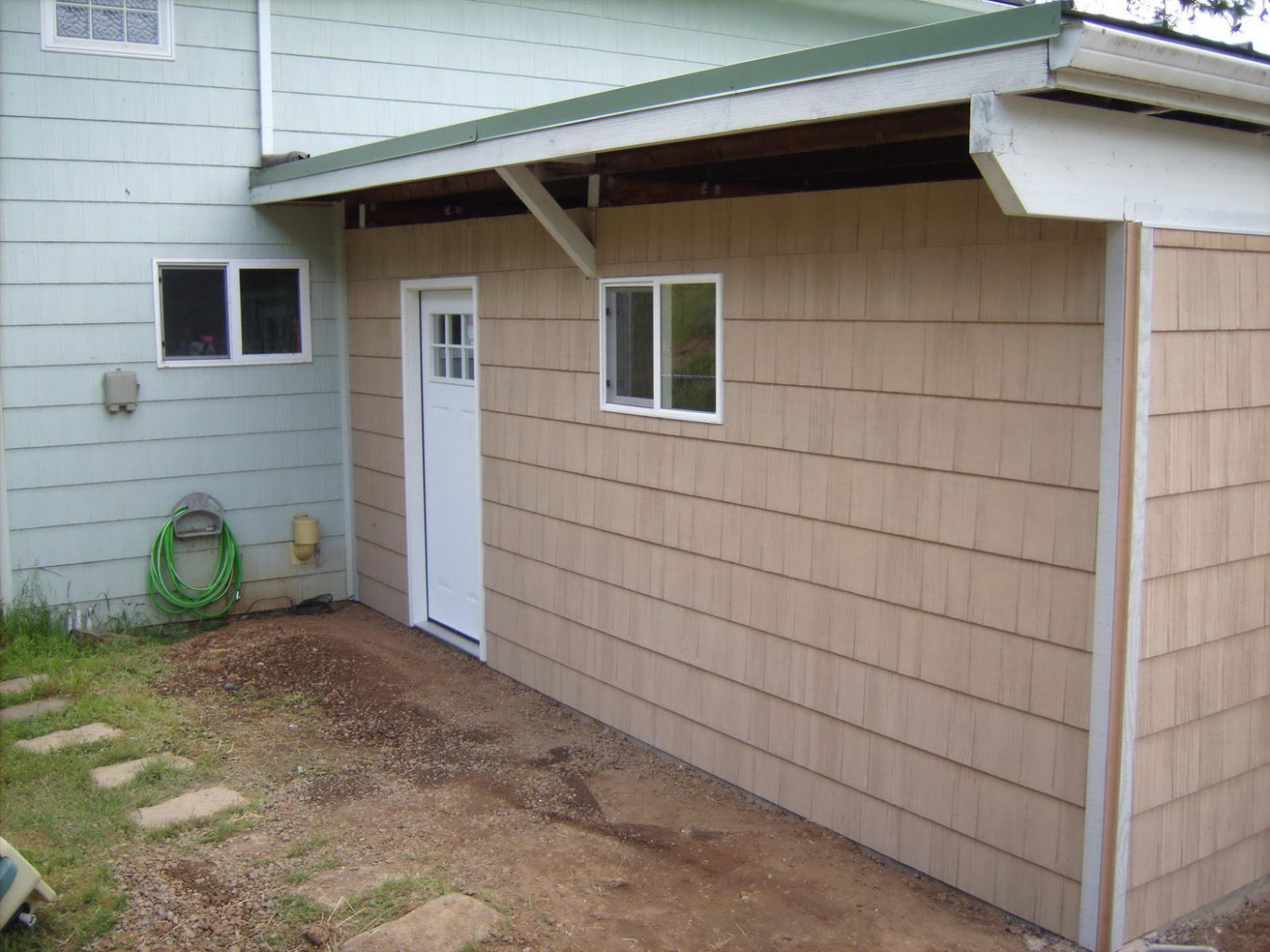 Carport To Garage Conversion Contemporary Garage And Two Car ..
