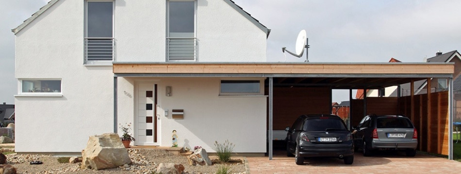 Carport Und Garage Holz | Art N Craft Ideas, Home Decor Trends Garage Carport Kombination Kosten