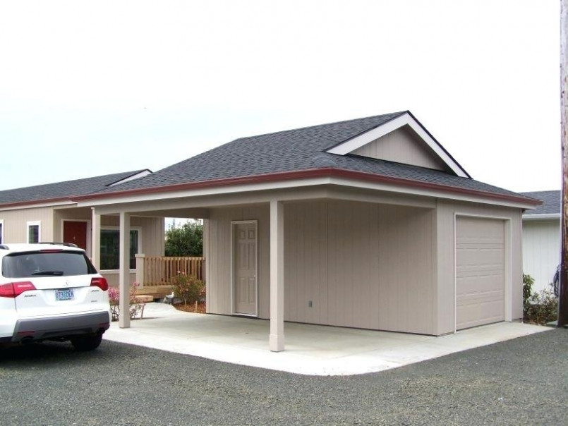 Carport Vs Garage Uk | Raised Ranch, Deck Designs, Pallet ...