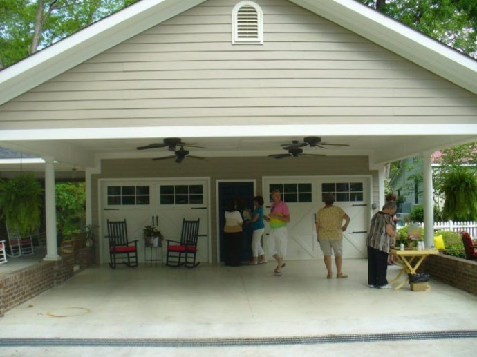 Carport With Storage Shed Attached | Illbedead Carport With Garage Attached