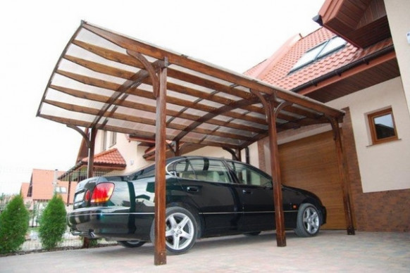 Carports – An Easy Way To Protect Our Vehicles Carport Modern Beton