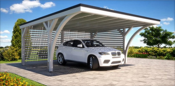 Carports – An Easy Way To Protect Our Vehicles Contemporary Carport Design Images