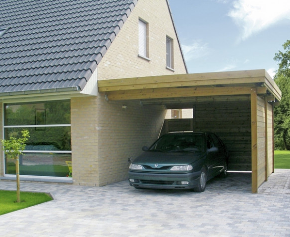 Carports – An Easy Way To Protect Our Vehicles Modern House Carport