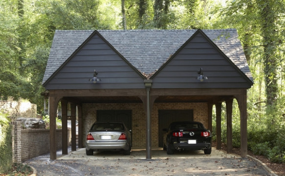 Carports – An Easy Way To Protect Our Vehicles Open Carport Storage Ideas