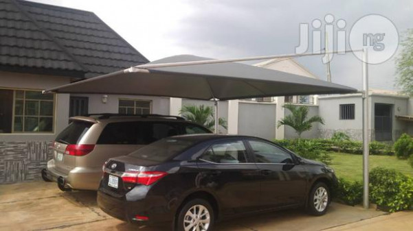 Carports And Canopy In Lagos Mainland Building Materials ..