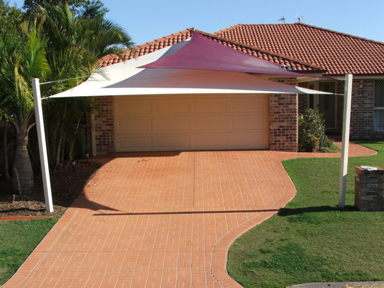 Carports And Driveways Adelaide Shade Sails And Roof Repairs Carports Driveway Ideas
