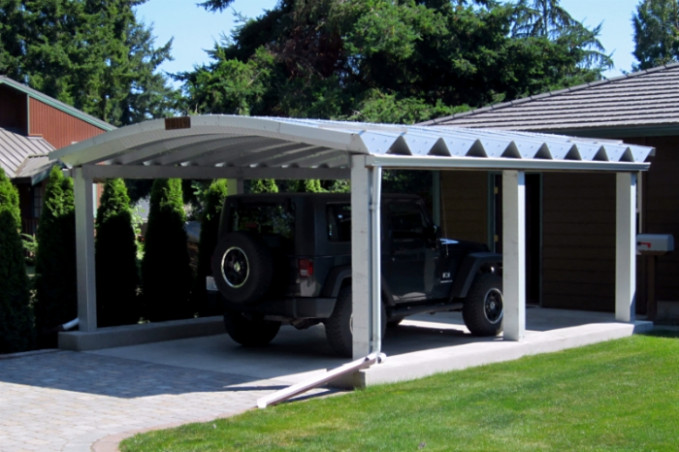 Carports and Steel Covers by SteelMaster Buildings