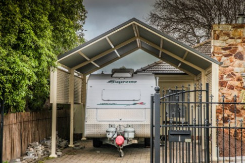 Carports, Boat Ports And Caravan Ports Available In All ..