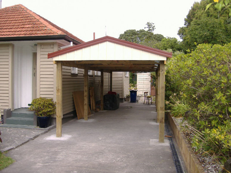Carports | Buildings | Ideal Buildings Carport Ideas Nz
