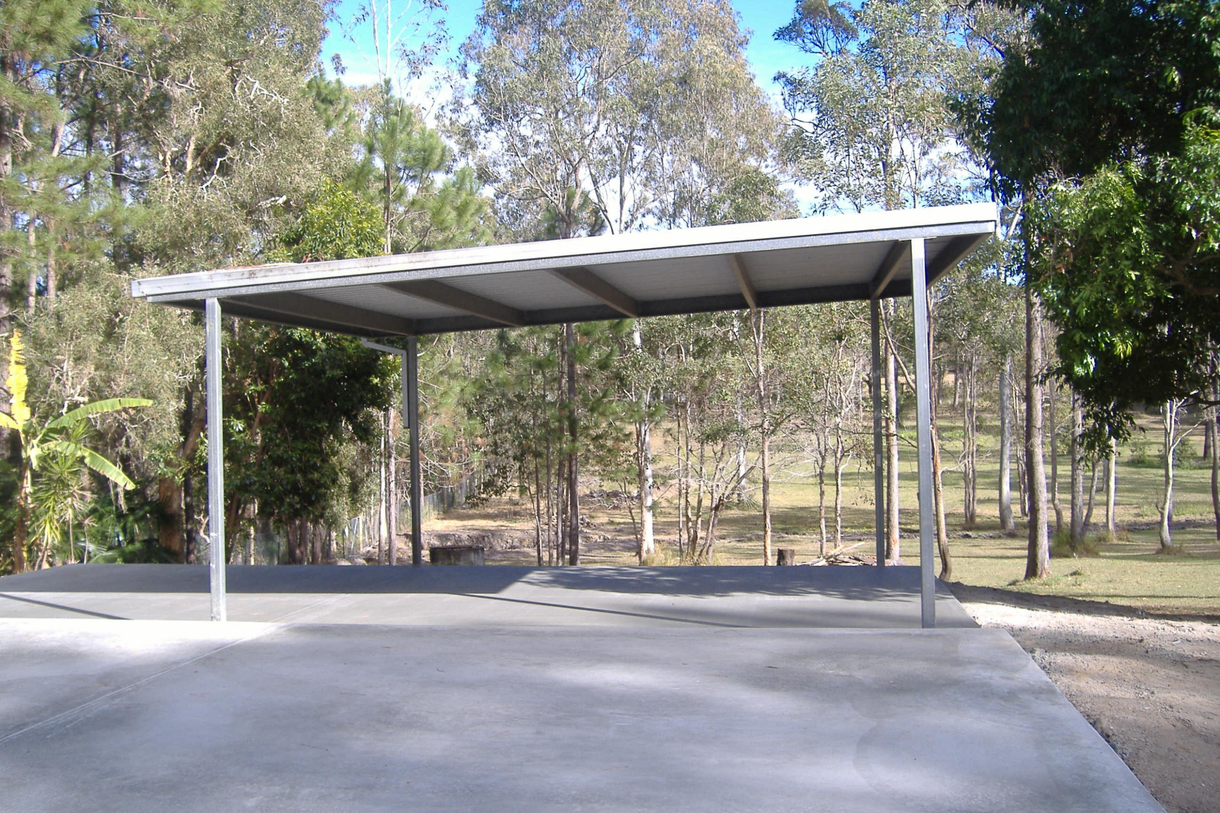 Carports | Buildings | Ideal Buildings Steel Carport Ideas