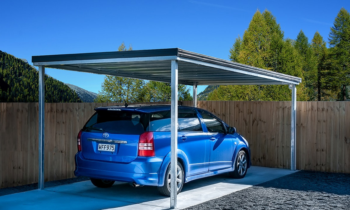 Carports | Buildings | Versatile Carport Canopy Snow