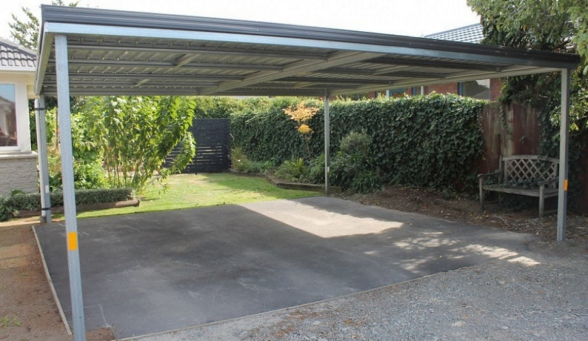 Carports | Buildings | Versatile Wooden Carport Kitset