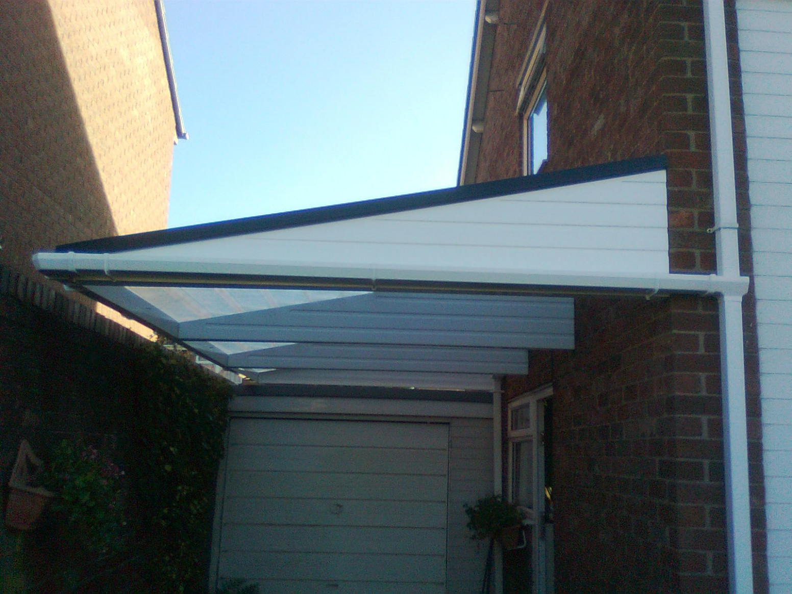 Carports & Canopies | Evolution Canopy System | Clearview ..