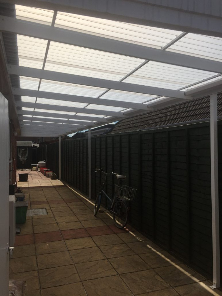 Carports, Canopies & Walkways Archives C&G Cladding ..