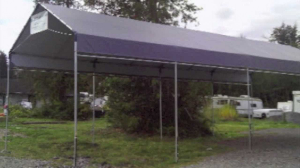 Carports For Sale From Aluminum Or Steel Metal To Portable ..
