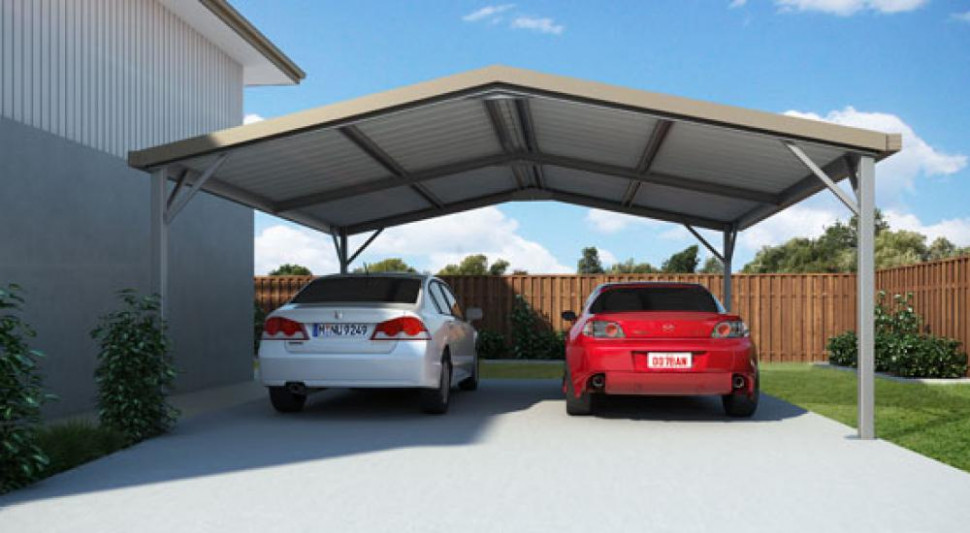 Carports For Sale | Sheds N Homes Carport Gable Roof Plans