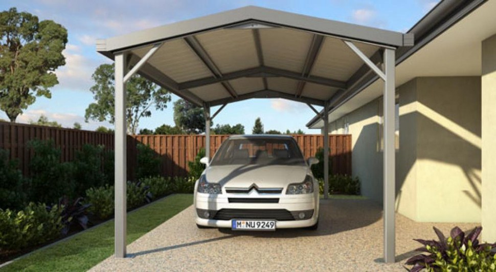Carports For Sale | Sheds N Homes Gable Roof Carports