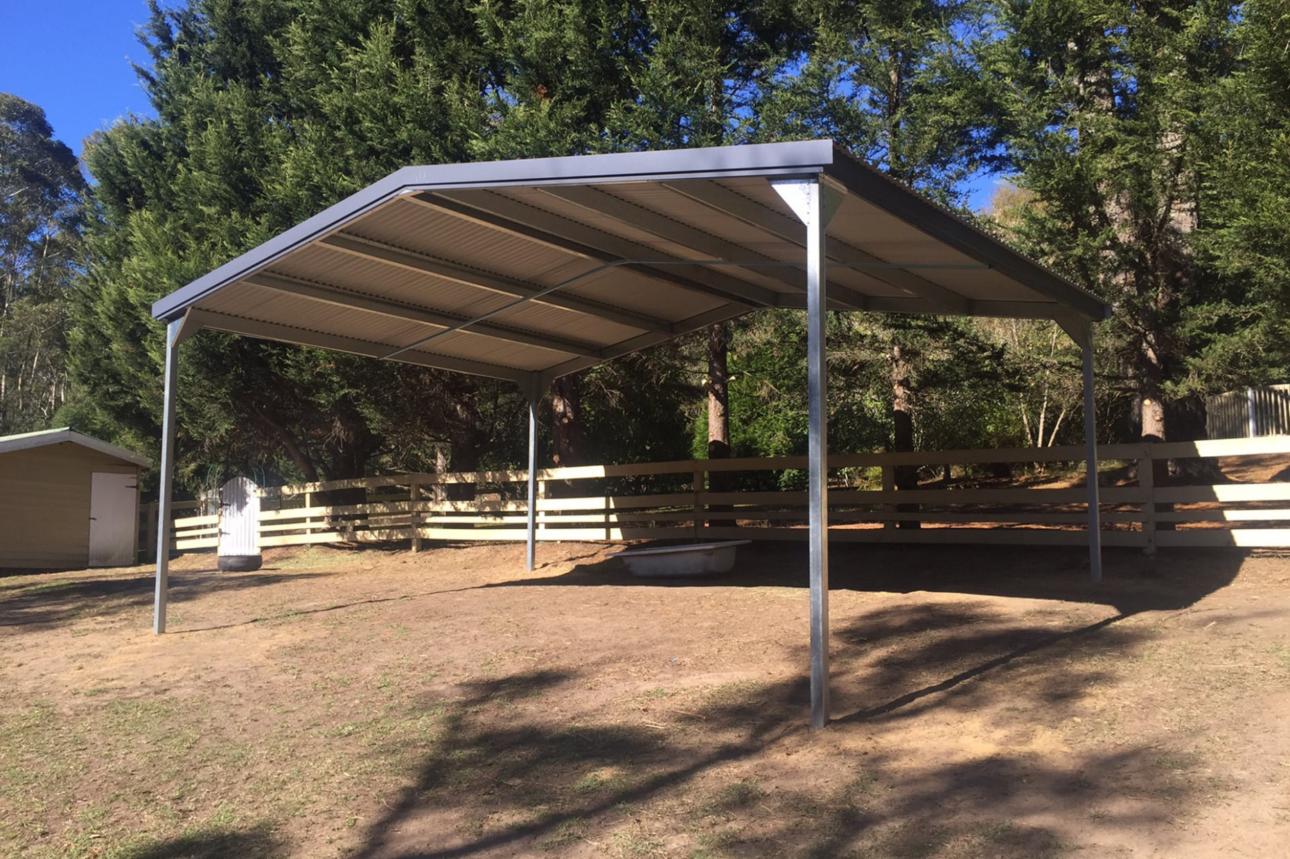 Carports Gable and Skillion for sale - Ranbuild