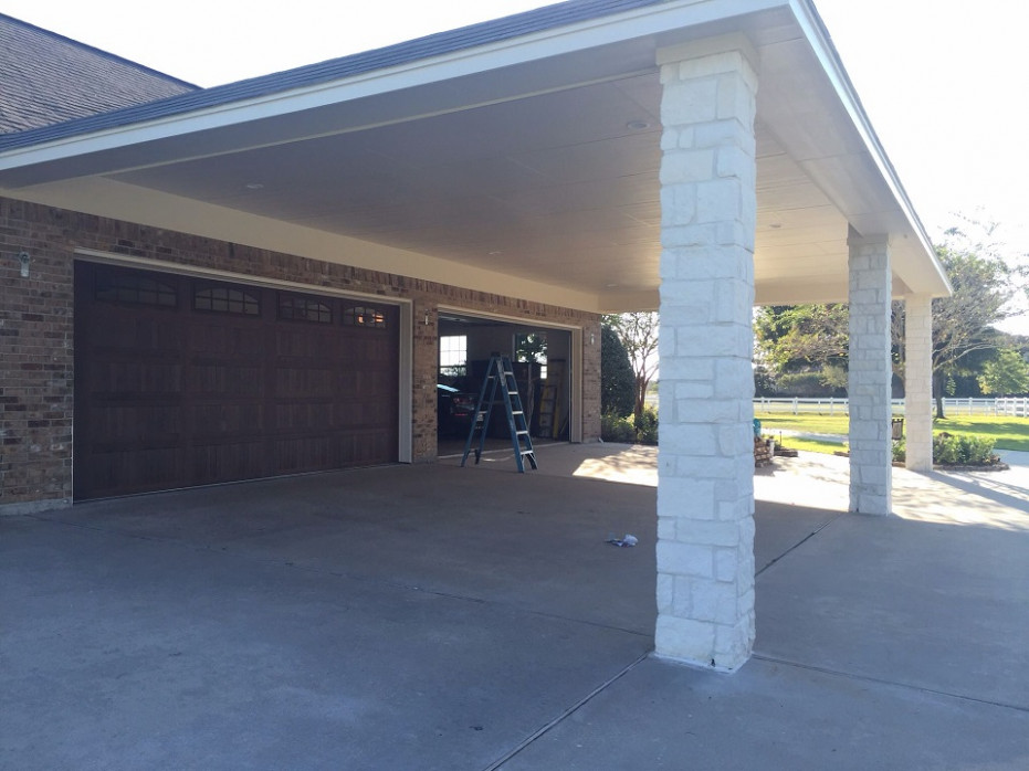 Carports Gallery| HHI Patio Covers Houston Carport Parking Houston
