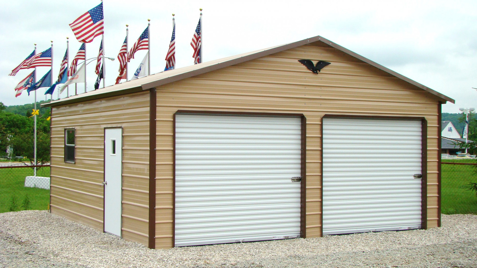 Carports & Garages Photo Carport Garage