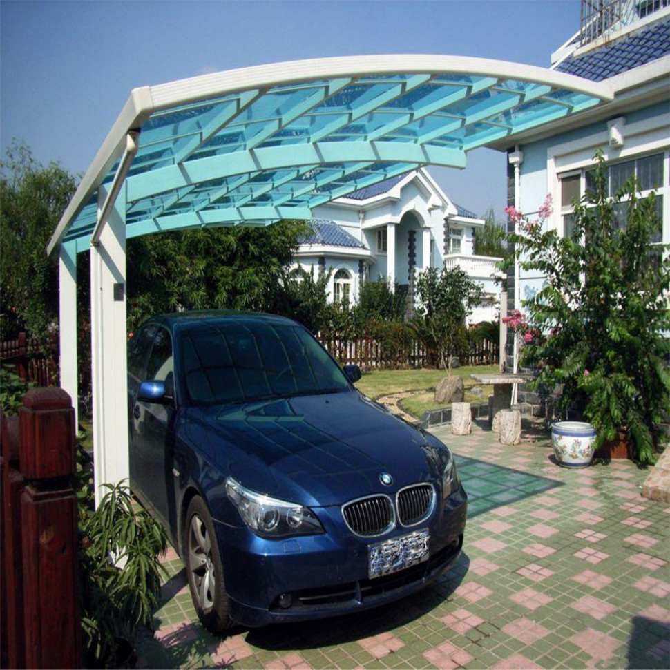 Carports Garages With Polycarbonate Roof Buy Garage Carport Designs,Carport Garage Wooden,Polycarbonate Garage Door Product On Alibaba