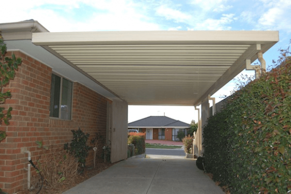 Carports In Melbourne | All Weather Shelters Carport Roof Repairs Melbourne