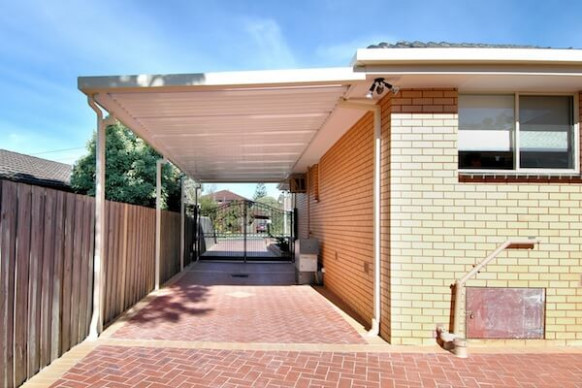 Carports In Melbourne | Allweather Shelters Carports Flat Roof