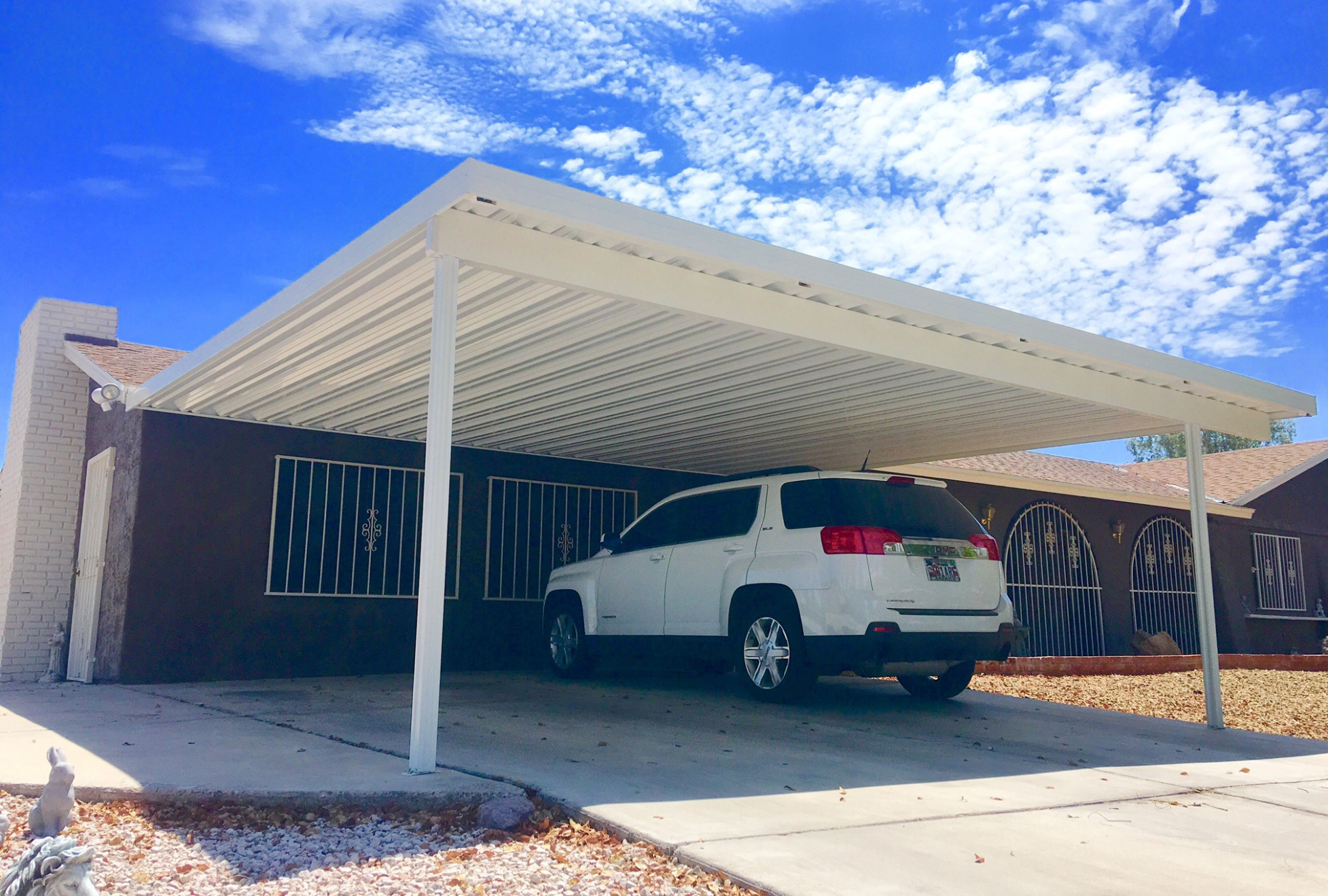 Carports Las Vegas American Builders Ideas For Outdoor Carports