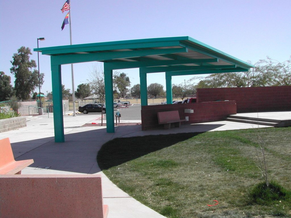 Carports Light And Heavy Gauge Steel Carports And Canopies ..