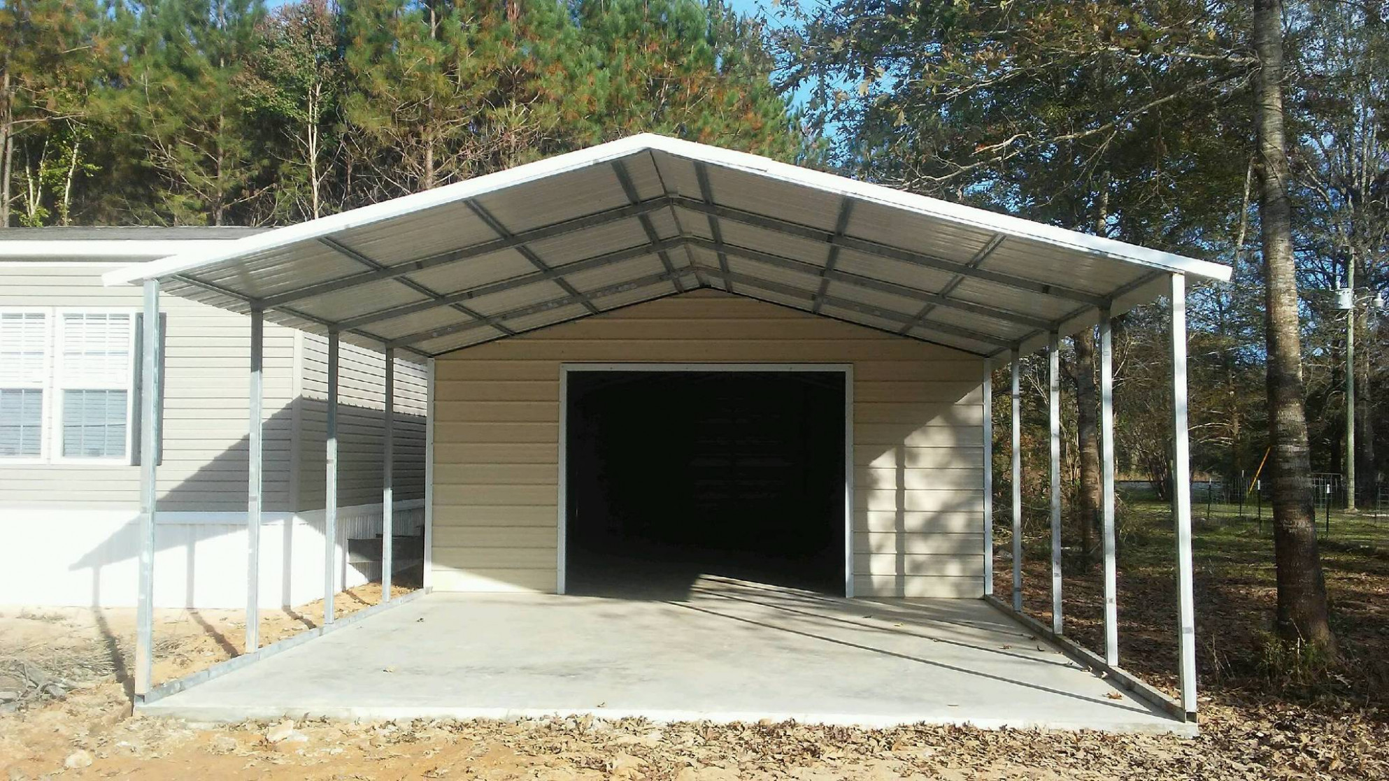 Carports, Metal Carports, Steel Carports, Columbia ..