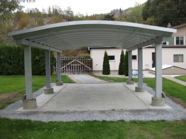 Carports - Modern - Landscape - Toronto - by Future Steel