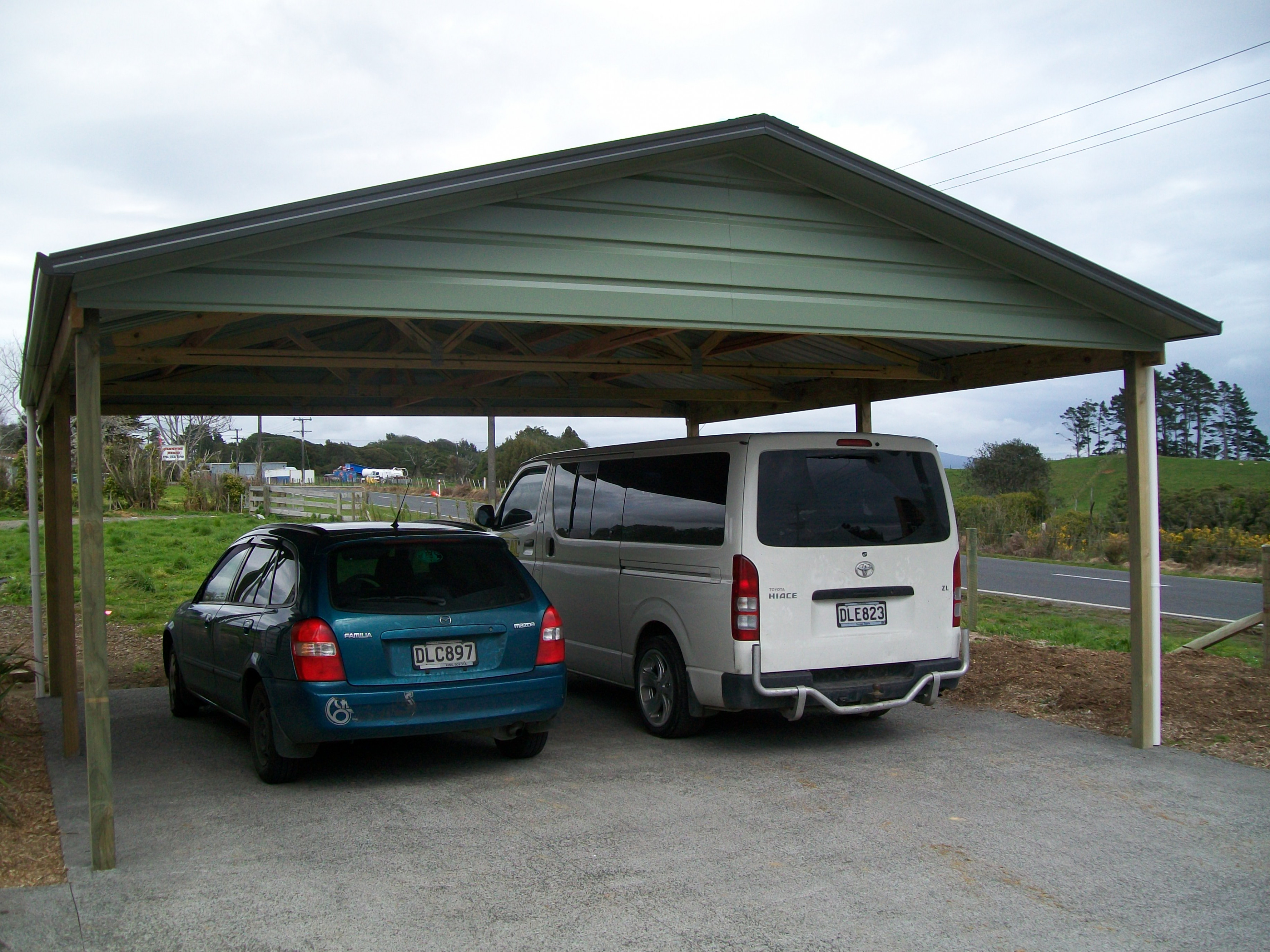 Carports NZ High Quality & Great Range Free Quote | Ideal Garage Carport Nz