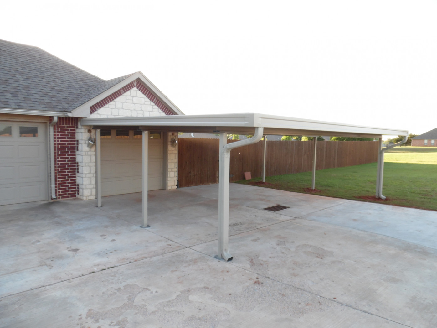 Carports Of Oklahoma Home Page Welcome Carport Canopy Wood