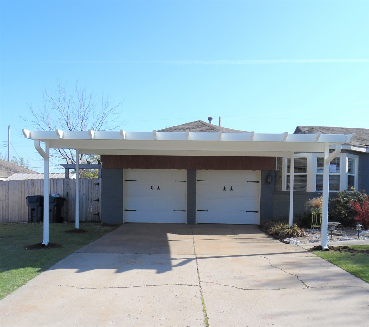 Carports Of Oklahoma Home Page Welcome Carport Roof Structure