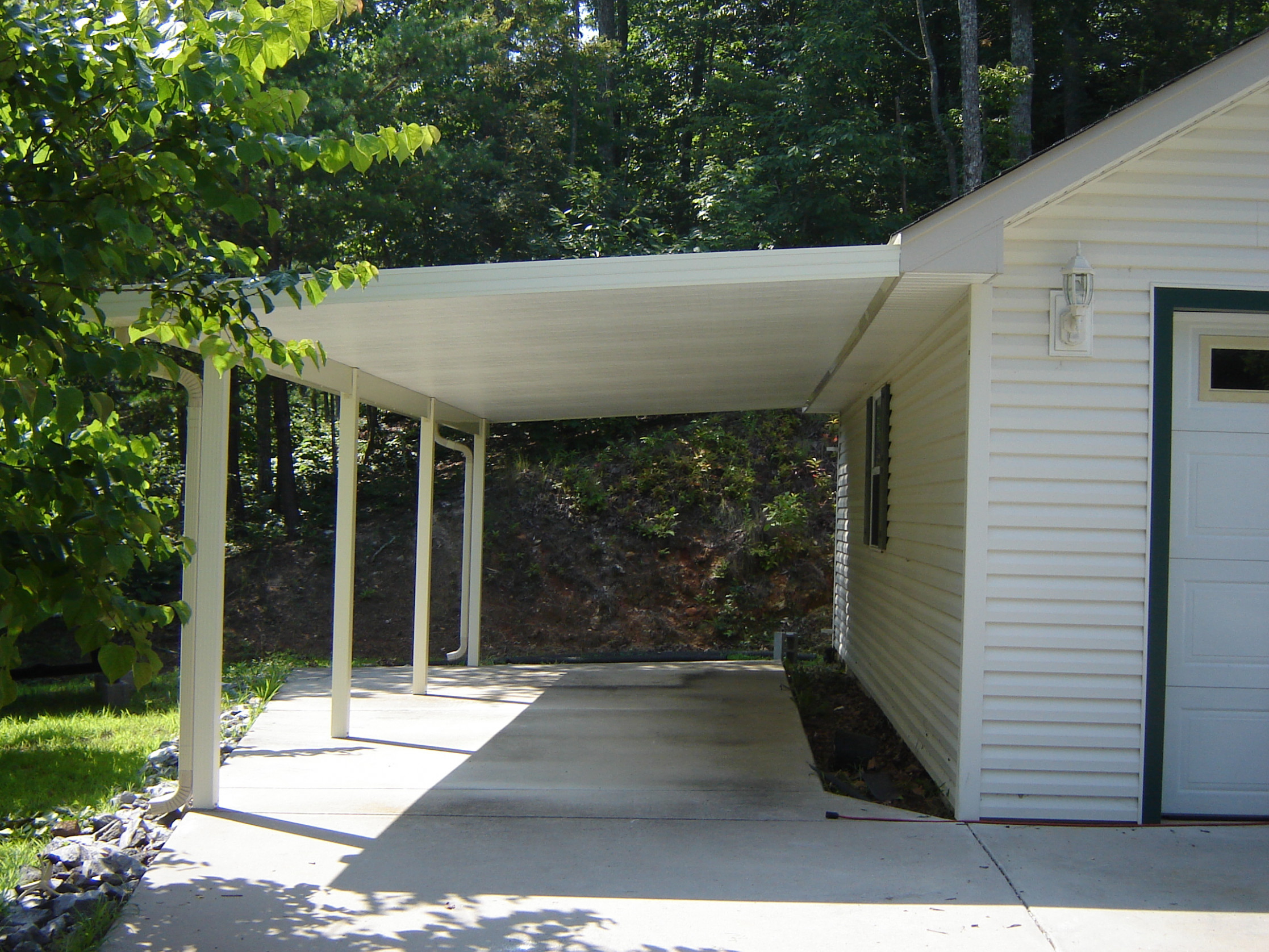 Carports & Patios, A Great Expansion To Your Home How To Add A Carport To Your Garage