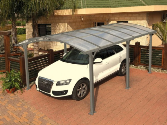 Carports | Polycarbonate, Glass & Canopy Systems | Samson ..