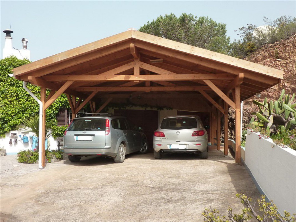 Carports, Projecting Roofs And Canopies Ideas In Wood ..