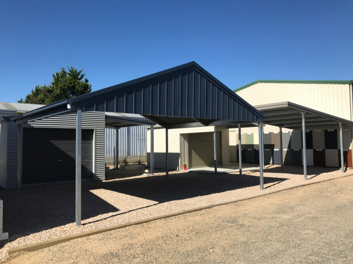 Carports | Riviera Barns & Garages Carports Decorating Contest
