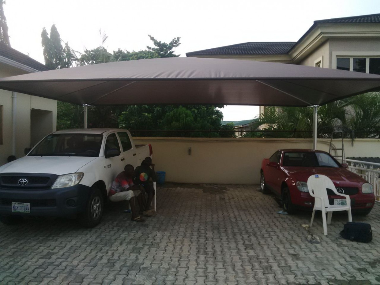 Carports, Shade Covers And Portable Canopies. Properties ..
