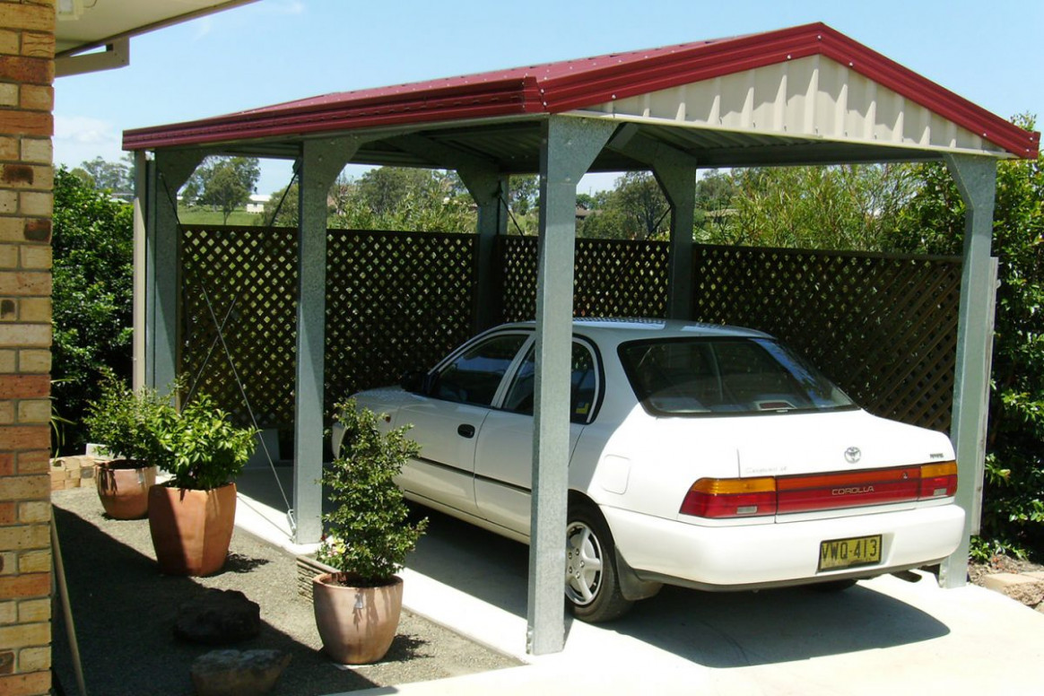 Photo Carport Garage