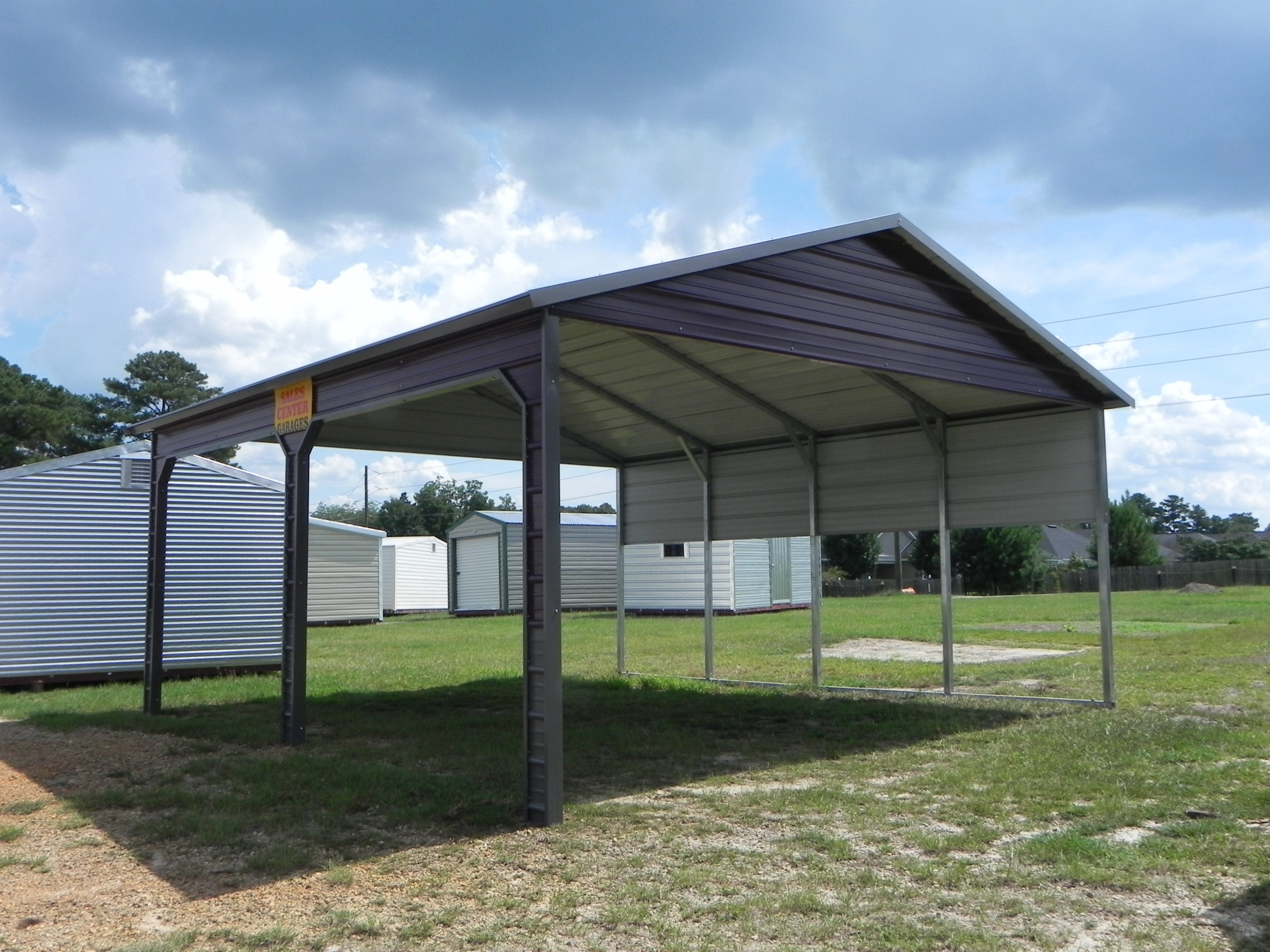 Carports Sheds, Portable Storage Buildings L Outdoor Options Carports Wooden Quotes