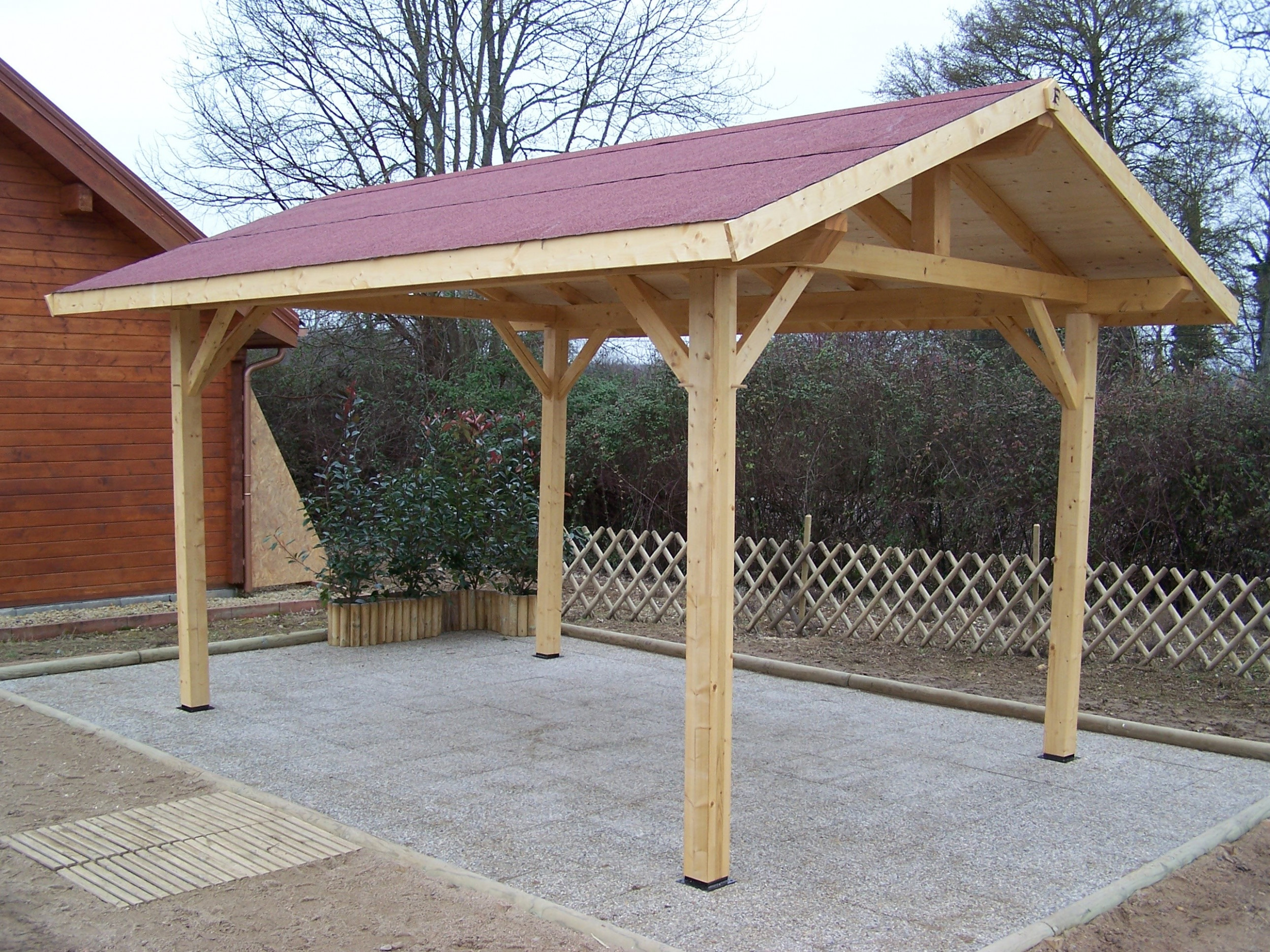 Carports Space Wood Wooden Carport Pics