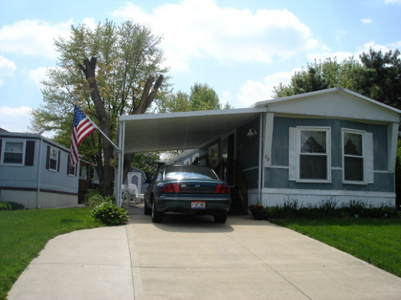 Carports & Step Down Awnings – Canton Aluminum Carport Decorating Xl