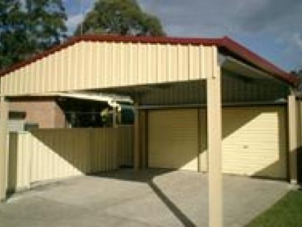 Carports, Sydney | Central Coast | Newcastle | Northern Rivers Curved Roof Carports Sydney