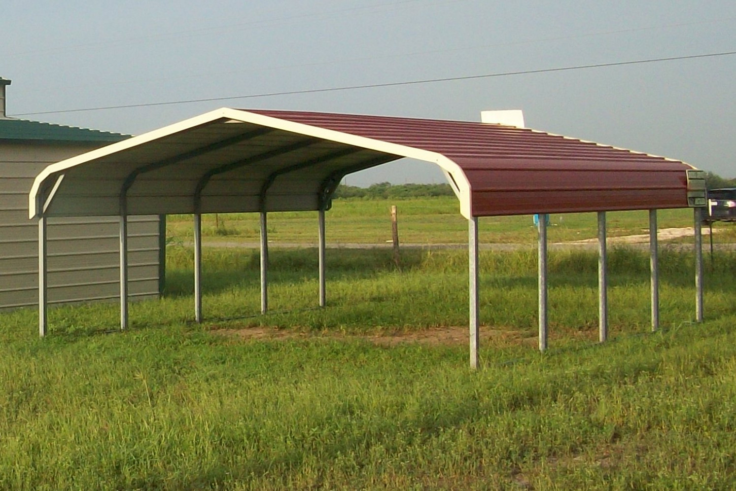 Carportsnsheds | Buying Guide Wood Carport Trusses