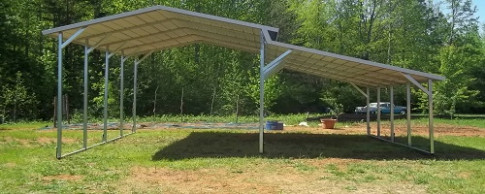 Catapult Steel Buildings Call For Quote (866) 332 9887 Carport Roof Leaking