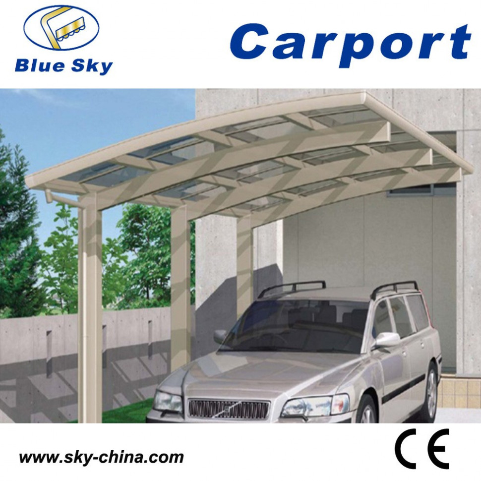 Ce Proved Metal Frame Mobile Aluminum Carport With Polycarbonate Sheet Roof Buy Aluminum Carport,Aluminum Carport Panels,Carport With Arched Roof ..