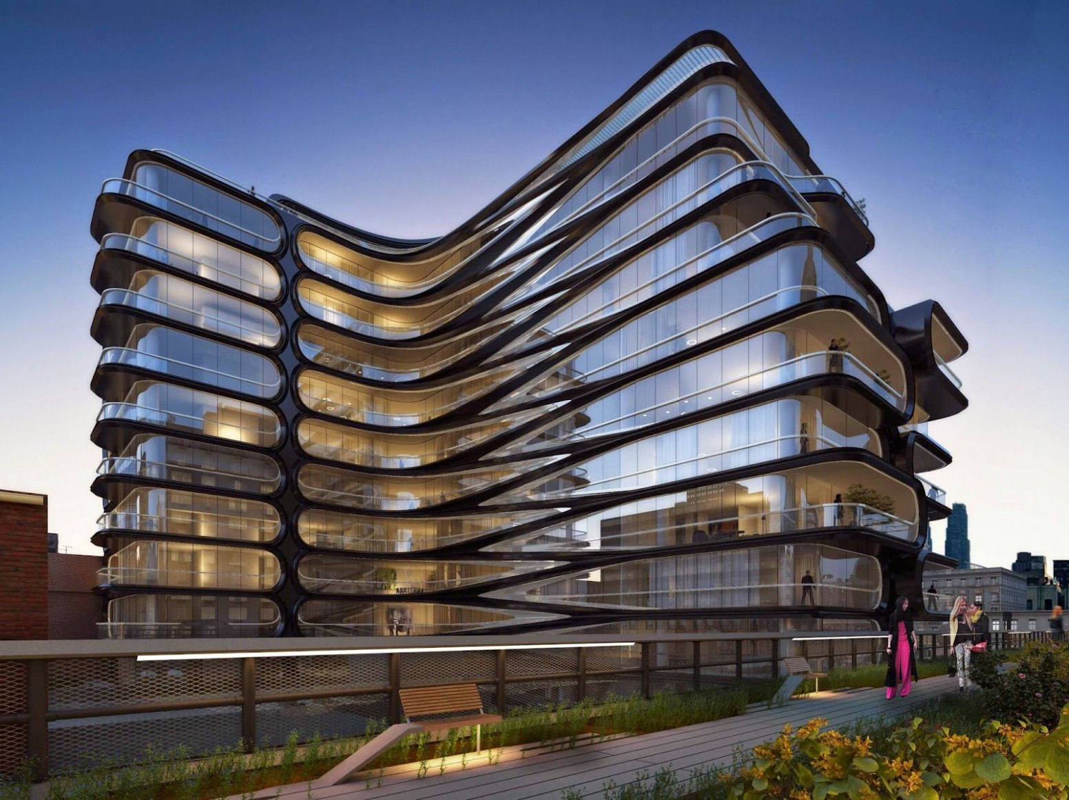 Chicago Architect Of Modern Beauty | Miracle Home And ..